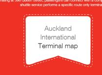 Terminal map button