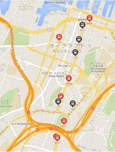 map queen street